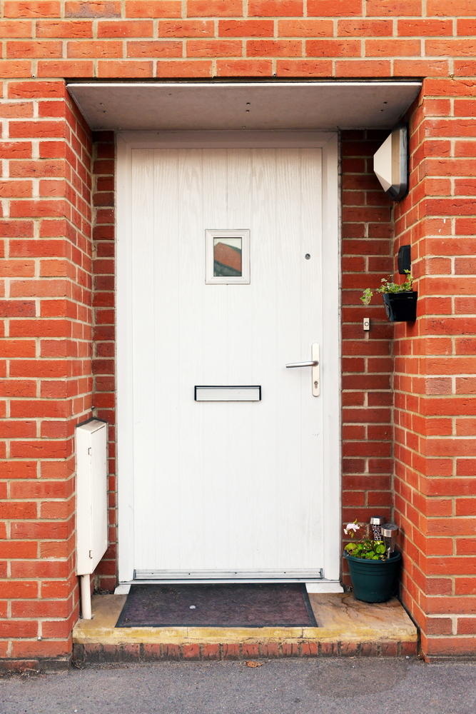 Colours and Styles of Front Doors